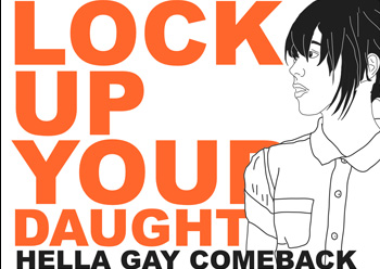 Night: LUYD Hella Gay Comeback (just like Britney bitch)