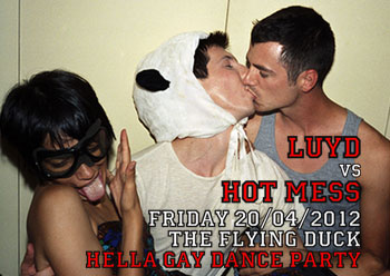 Night: LUYD vs HOTT MESS